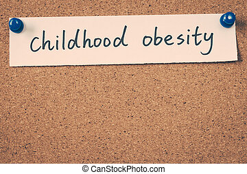 zwaarlijvigheid, kindertijd