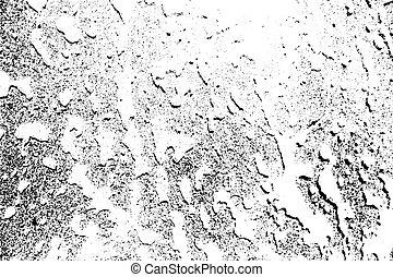 zware, abstract, achtergrond., zand, vector, nat, surface., textuur