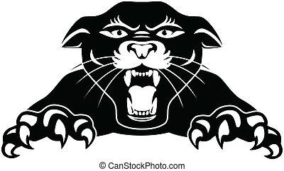 zwarte panther