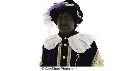 Zwarte Piet is very sad