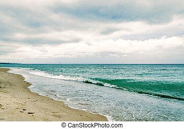 zwarte zee, kust