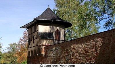 Zwickau tower magazine