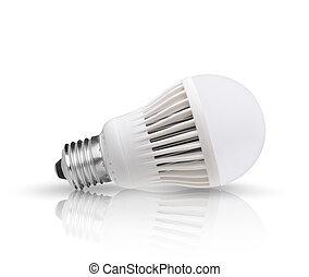 zwiebel, leuchtdiode