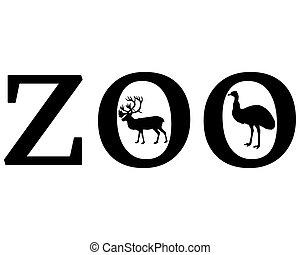 zwierzęta, ogród zoologiczny