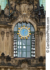 Zwinger in Dresden Germany