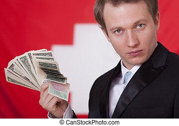 zwitserland, geld