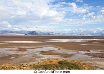 Zzyzx Muddy Dry Lake